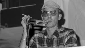 hunter s thompson would be enraged over trump fake news debate  hunter s thompson