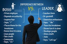 A Vet S Guide To Life Being A Leader Vs Being A Boss