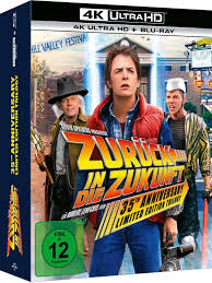 Stranded in 1955, marty mcfly learns about the death of doc brown in 1885 and must travel back in time to save him. Zuruck In Die Zukunft I Iii Ultra Hd Blu Ray Blu Ray 3 Ultra Hd Blu Rays Und 4 Blu Ray Discs Jpc