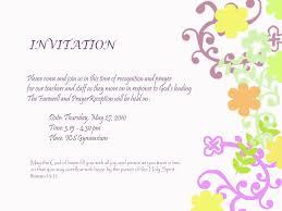 Invitation Cards For Farewell Party Fare Well Invitation Template