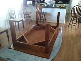 How To Make Kitchen Table Stickley Dining Table No 622 Reproduction Things I Made