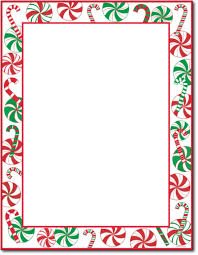 Free Printable Christmas Stationery Templates Crescentcollege