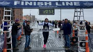 The 4 Mile Snowflake Race Overall