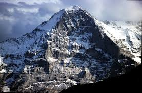The right partner, weather and conditions allowed it to happen. Eiger Nosiesta Guiding Ifmga Uiagm