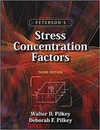 Amazon Com Petersons Stress Concentration Factors Ebook