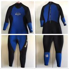 Body Glove Wetsuit Size Chart Body Glove Full Length 6 5mm Wet Suit Nwot Size 13