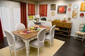 Dining Room From Modern Family Set Like The Wall Eclectic Mix - Modern rustic dining roomodern style living room furniture
