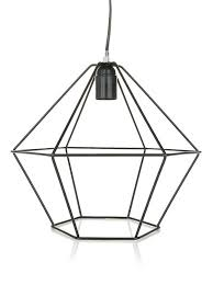 diamond pendant light brothers wire diamond pendant light black copper diamond cage pendant light