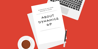 Everything You Ever Wanted To Know About Dynamics Gp Nigel