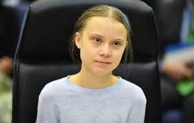 "Greta Thunberg says she's targeted by world leaders who are ""so desperate""  not to talk about climate crisis"