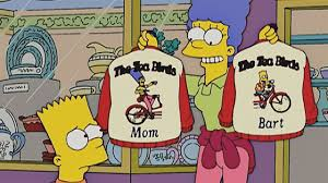 On Simpsons Marge's Fxx Poisoning World Son
