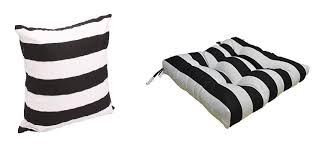 dare to be bold black white stripe decorating ideas 3 diy