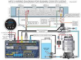 subaru sti to hfs 3 wiring diagrams 2004 2013 waterinjection info subaru sti to hfs 3 wiring diagrams 2004 2013