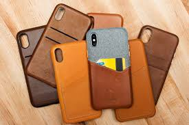 Mens Designer Phone Cases Iphone 7 Finding The Best Leather Case For The Iphone X The Verge
