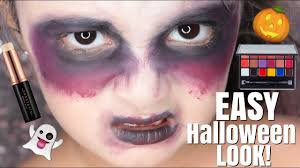 how to do zombie makeup easy makeup tutorial