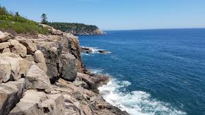 Tide Chart Thunder Hole Maine Maine Oh Maine Ramsey Party Of Five