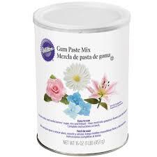 wilton 16 oz gum paste mix