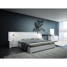 italian bedroom furniture modern. Simple Modern Modrest Monza Italian Modern White Bedroom Set To Furniture N