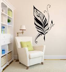 wall art designs for bedroom. Beautiful Bedroom Art Design Feathers Home Amulet Symbol Beautiful Wall Sticker Bedroom  Decorative Special Wallpaper Throughout Designs For
