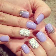 Gel Nails Designs Ideas fall gel nail art for women