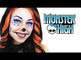a skelita monster high makeup tutorial from the super talented ashlea henson if you love monster high you won t want to miss this