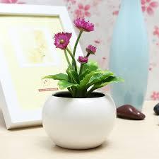 decorative plants for office. Decorative Flowers Potted Planters Artificial Plants Office Desk Decor · SKU187510-1.jpg SKU187510-8.jpg For V