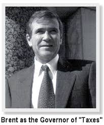 A Brief Biography Of Brent Mendenhall, A.K.A. George W. Bush ...