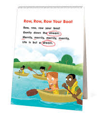 Newmark Learning Nursery Rhymes Songs Flip Chart