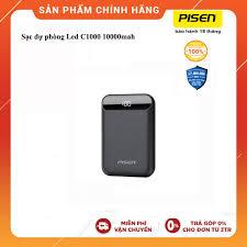 Sạc dự phòng Pisen Power Box C1000 10000mah - Hàng chính hãng giảm chỉ còn  346,000 đ
