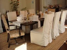 white dining room chair covers. marvelous white dining room chair covers with 1000 images about