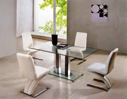 rectangular glass dining tables. Image Of: Rectangular Glass Dining Table Set Tables N
