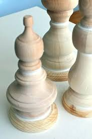 small wood finial furniture feet finials wooden uk