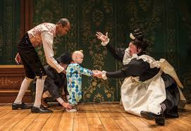 Review The Steadfast Tin Soldier Lookingglass Theatre