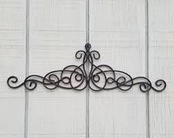 iron wall art. Scroll Iron Wall Decor Art E