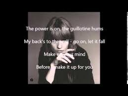 make up your mind by florence the