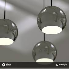 stainless round pendant lights steel sample star classic reflection chandelier spectacular collection