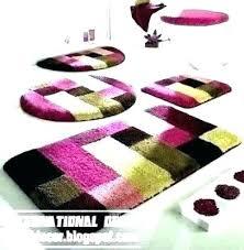 pink bathroom rug sets pink bathroom rugs light sets fantastic rug set image hot bath mat hot pink bath rug set