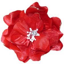 red jasmine flower collar add on