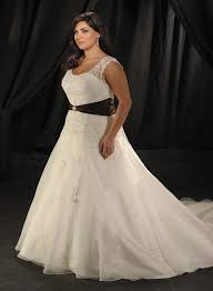 Lace Plus Size Wedding Dress With Crystal Beads  Style 3156  MorileePlus Size Wedding Dress Styles