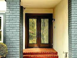 modern wooden front door modern front doors with glass doors extraordinary modern exterior front doors modern