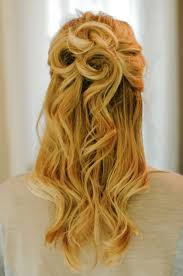 Wedding Half Up Hairstyles 21 Gorgeous Half Up Half Down Hairstyles Babble