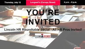lincoln hr roundtable social all invited