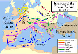 acsworldhistoryone f fall of rome an error occurred