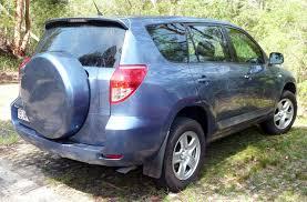 File:2007 Toyota RAV4 (ACA33R) CV wagon (2009-11-12) 01.jpg ...