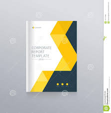 Coverpage Template Template Layout Design With Cover Page For Company Profile