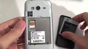 Samsung Galaxy Light Sim Card Samsung Galaxy Trend 2 Lite G318h How To Put Sim Card And Memory Card