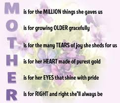 top reasons we love mom mother stands for mother
