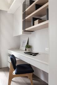 elegant design workspace with smart shelves thinking design 2014 midyear taichung four study nook affordable minimalist study room design