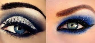 eyeshadow ideas for blue eyes eye makeup ideas tips