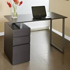 unique furniture 220 tribeca study desk with drawers the mine